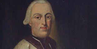 Schloss ob Ellwangen, Porträt Clemens Wenzeslaus' von Sachsen