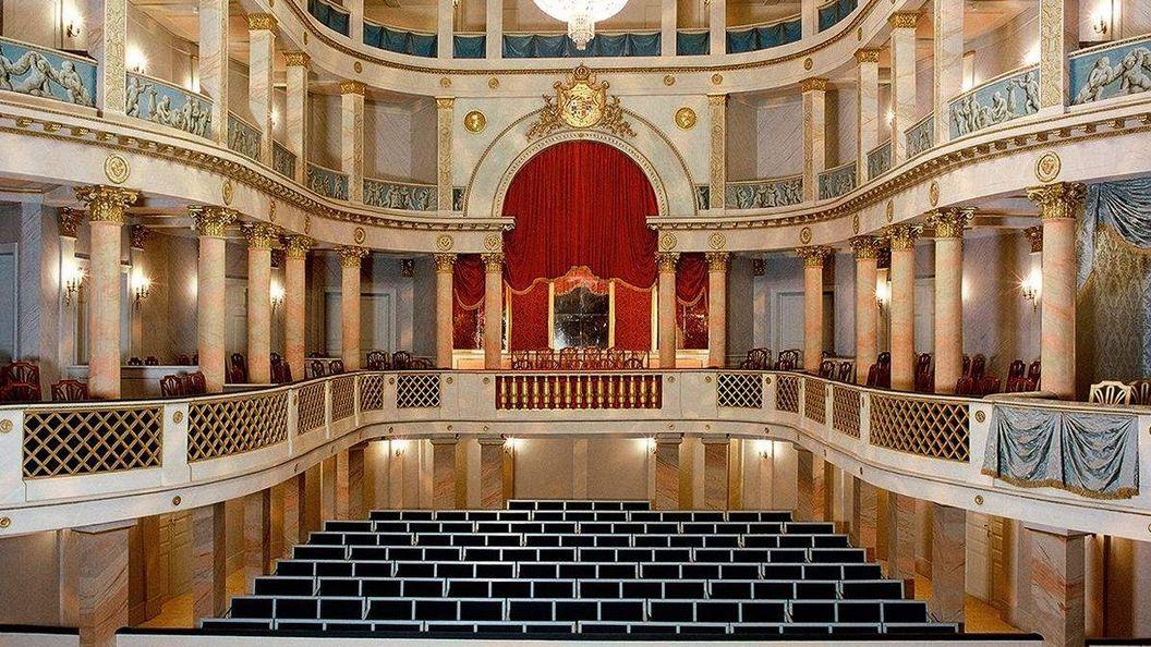 Residenzschloss Ludwigsburg, Hoftheater