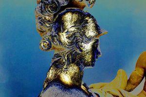 "Fotoausstellung ""Metamorphose"", Helga Grimme"