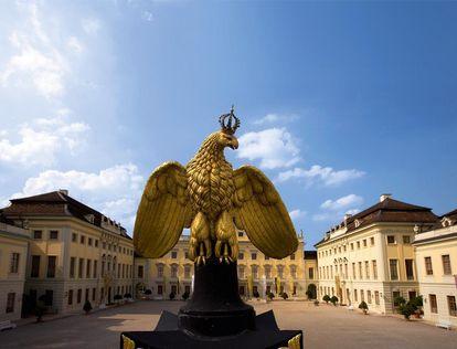 Der Adler Château Résidentiel de Ludwigsburg