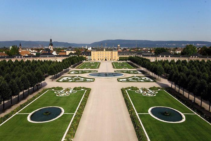 Schwetzingen Palace & Gardens