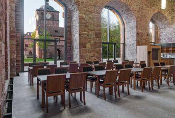 "Die ""Sattelkammer"" im Schloss Heidelberg; Foto: Heidelberger Schloss Restaurants & Events GmbH & Co. KG, Stefan Josef Müller"