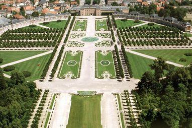 Schlossgarten Schwetzingen; Foto: Landesmedienzentrum Baden-Württemberg, Lutz Hecker