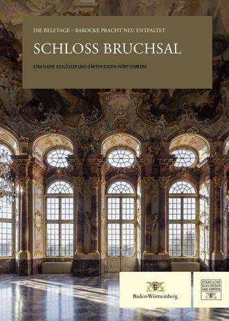 """Titel der Publikation """"Schloss Bruchsal"""""""