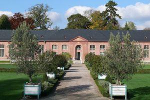 Schloss und Schlossgarten Schwetzingen, Neue Orangerie von Süden