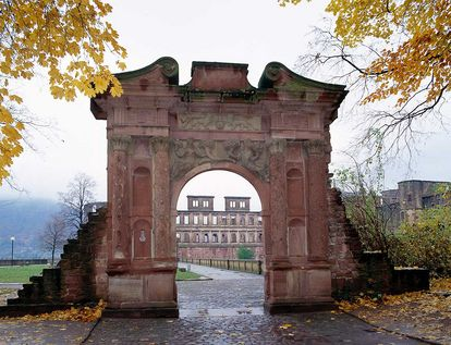 Schloss Heidelberg;  Foto: Staatliche Schlösser und Gärten Baden-Württemberg, Arnim Weischer