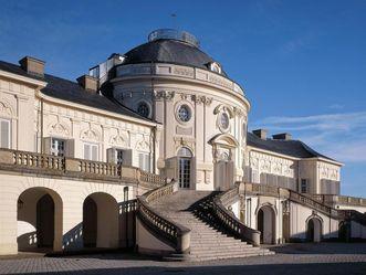 Schloss Solitude; Foto: Staatliche Schlösser und Gärten Baden-Württemberg, Joachim Feist