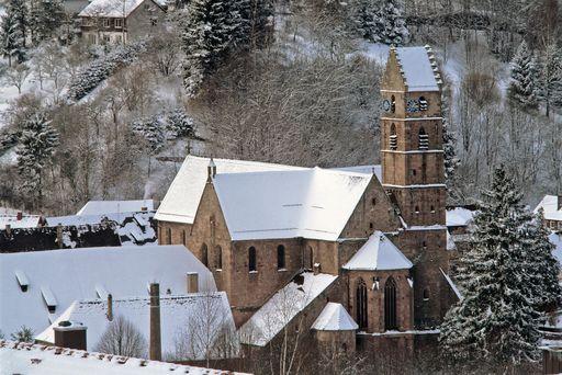 Kloster Alpirsbach; Foto: Landesmedienzentrum Baden-Württemberg, Steffen Hauswirth