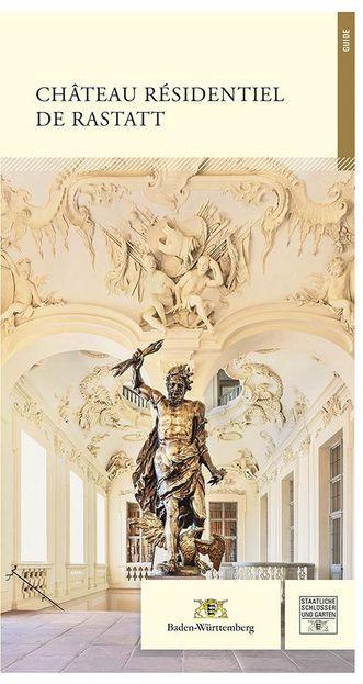 Sonstige Ssg Titel Kunstfuehrer Chateau Residentiel de Rastatt