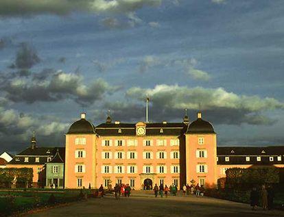 Schloss Schwetzingen;  Foto: Staatliche Schlösser und Gärten Baden-Württemberg, Urheber unbekannt