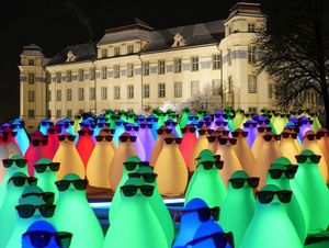 Neues Schloss Tettnang, Lichtkunstfest