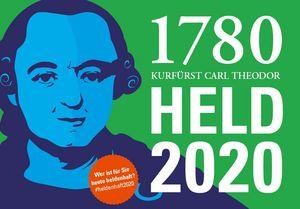Illustration für die Aktion #heldenhaft2020