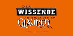 Denkanstoß im Oktober, Motiv der Staatlichen Schlösser und Gärten Baden-Württemberg