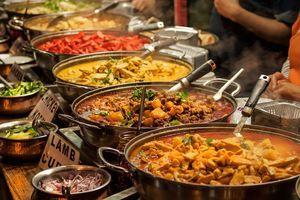 Impression der Street Food Tour