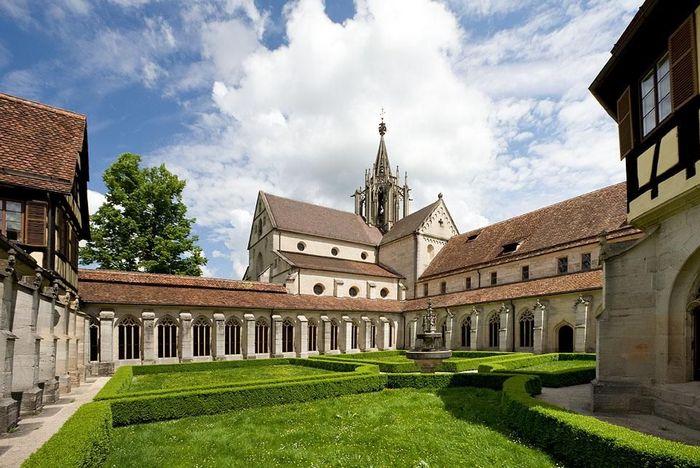 Kloster und Schloss Bebenhausen, Kirche