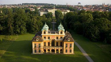 Schloss Favorite Ludwigsburg; Foto: Staatliche Schlösser und Gärten Baden-Württemberg, Achim Mende