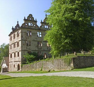 Jagdschloss von Kloster Hirsau; Foto: Staatliche Schlösser und Gärten Baden-Württemberg, Andrea Rachele