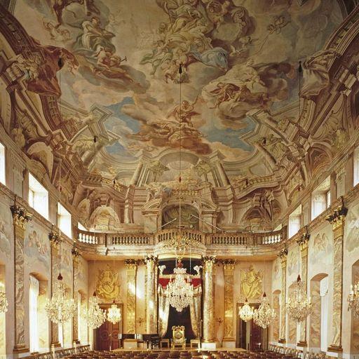 Residenzschloss Ludwigsburg, Ordenssaal