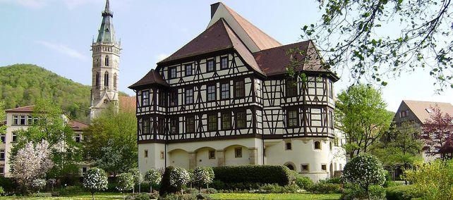 Residenzschloss Urach; Foto: Staatliche Schlösser und Gärten Baden-Württemberg, Johanna Kugele