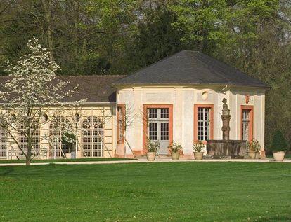 Orangerie im Schlossgarten Favorite Rastatt