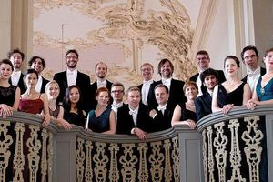 Vocalensemble Rastatt & Les Favorites im Residenzschloss Rastatt