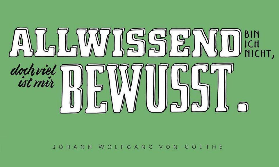Denkanstoß im November, Motiv der Staatlichen Schlösser und Gärten Baden-Württemberg; Illustration: Petra Beiße
