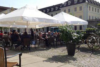 Café Schlosswache, Residenzschloss Ludwigsburg; Foto: Marco Bissoli