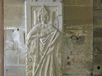 Kloster Maulbronn, Grabmal Bischofs Gunther von Speyer in Maulbronn