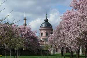 Schloss und Schlossgarten Schwetzingen, Obstagarten