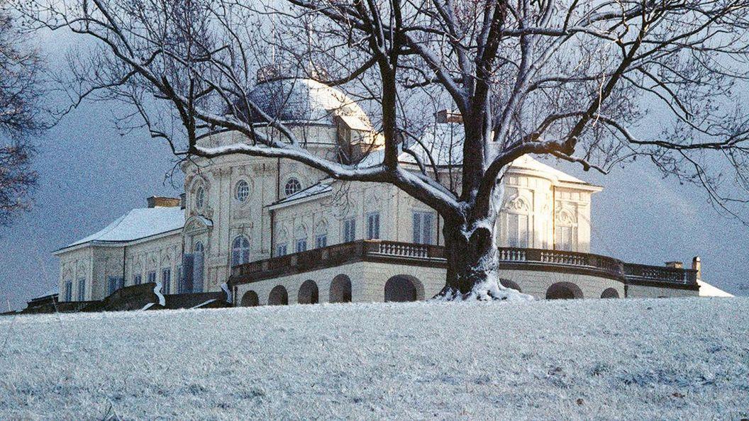 Schloss Solitude; Foto: Staatliche Schlösser und Gärten Baden-Württemberg, Norbert Stadler