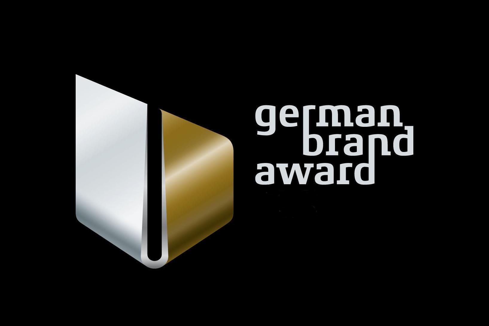 Logo des German Brand Awards